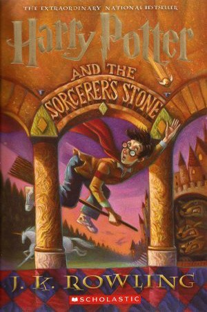 Sorcer's Stone Cover