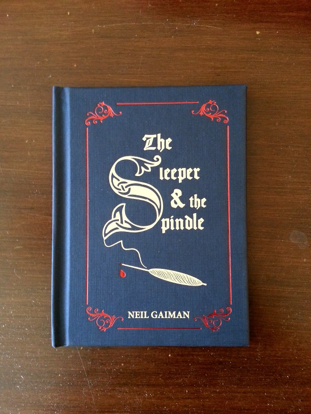 """The Sleeper & The Spindle,"" by Neil Gaiman."